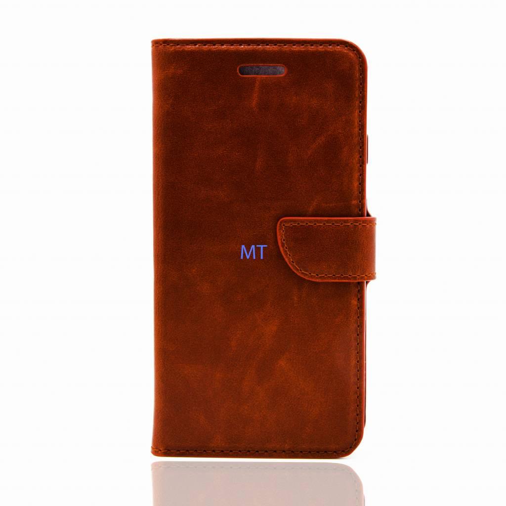 Stylish Book Case Photo Galaxy A7 (2018)