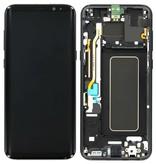 LCD Samsung Galaxy S9 Plus SM-G965F  Display Unit Grey Service Pack GH97-21691C