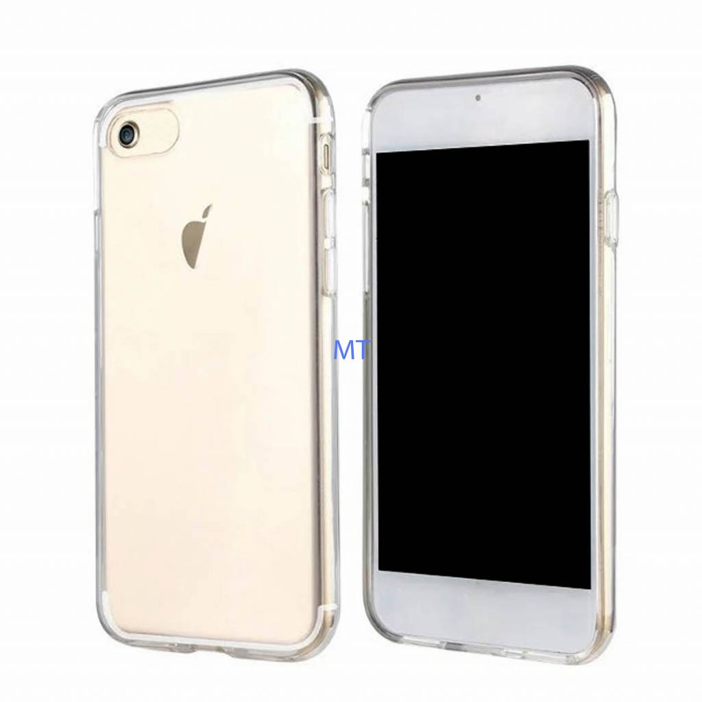 Clear Silicone Case Galaxy S7