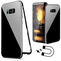 360 Magnet Strong Case For I-Phone XS MAX 6.5 & Glass