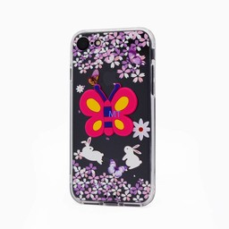 3D Butterfly Silicone Case Galaxy S8