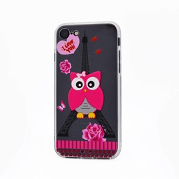 3D Owl Silicone Case Galaxy S8 Plus