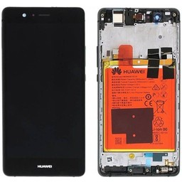 LCD + Frame & Small Parts Huawei Ascend P9 lite 02350TRB  Black