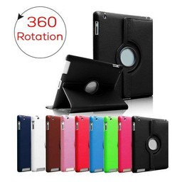 360 Rotation Protect Case I-Pad 2017 - 5TH GE (I-Pad 8)