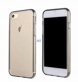 Clear Silicone Case  For I-Phone 7 / 8