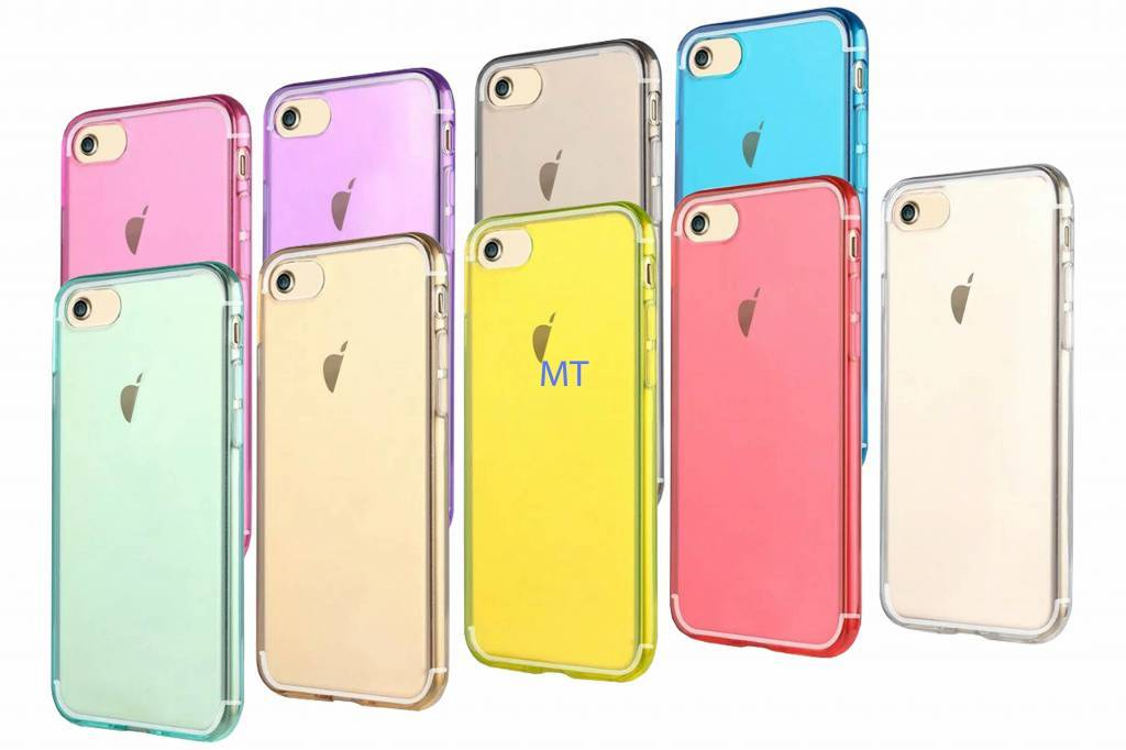 Clear Silicone case For I-Phone XS MAX