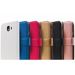 Book Case Soft Galaxy J6 Plus 2018