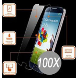 100x Tempered Glass Protector Galaxy J4 Plus (2018)
