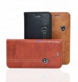 Lavann Lavann VIP Leather Bookcase For I.Phone XR