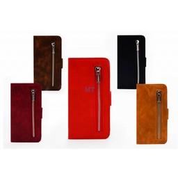 Pelle Wallet Case Galaxy A6 (2018)