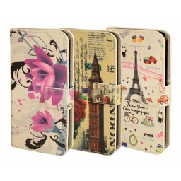 Happy Book Case IPhone 6 Plus