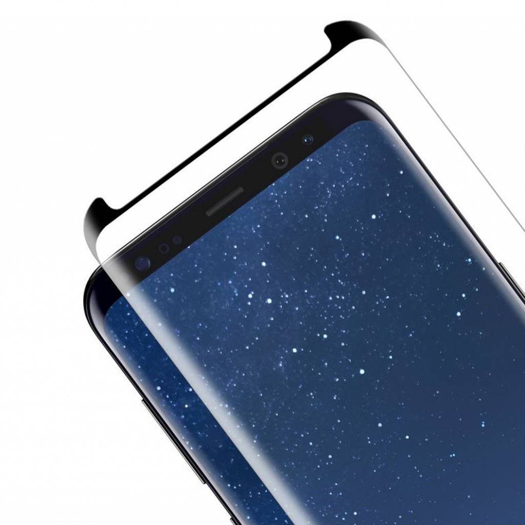 Small Glass Protector 3D Curved Galaxy S10e