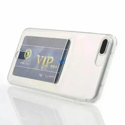 Senimo Card Silicone Case Galaxy S8