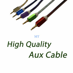 Thick Aux Cable