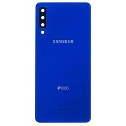 Back Cover Samsung A7 2018 Duos (SM-A750F) Blue