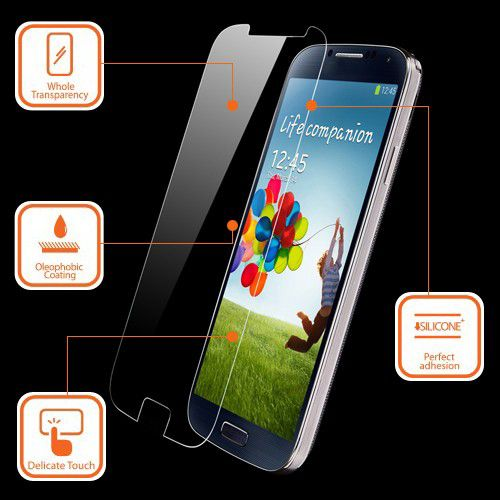 Tempered Glass Protector A50