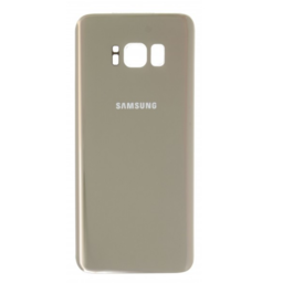 Samsung G950F Galaxy S8 Battery Cover/Deksel Gold (GH82-13962F)
