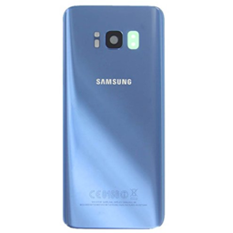 Samsung G950F Galaxy S8 Battery Cover/Deksel Blue (GH82-13962D)