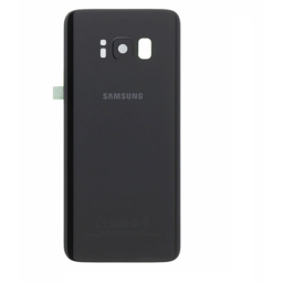 Samsung G950F Galaxy S8 Battery Cover/Deksel Black GH82-13962A