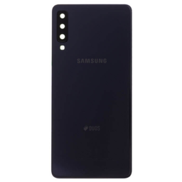Back Cover Samsung A7 (A750F) 2018 Duos (GHB2-17833A) Black