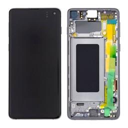 LCD SAMSUNG GALAXY S10 G973F Black GH82-18850A