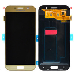 LCD Samsung Galaxy SM - A520F A5 2017 GH97-19733B Gold