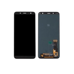 LCD Samsung SM_A600F Galaxy A6 2018 GH97_21897A  Black