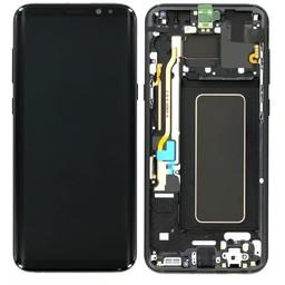 LCD Samsung Galaxy S8 Plus G955F Black GH97-20470A