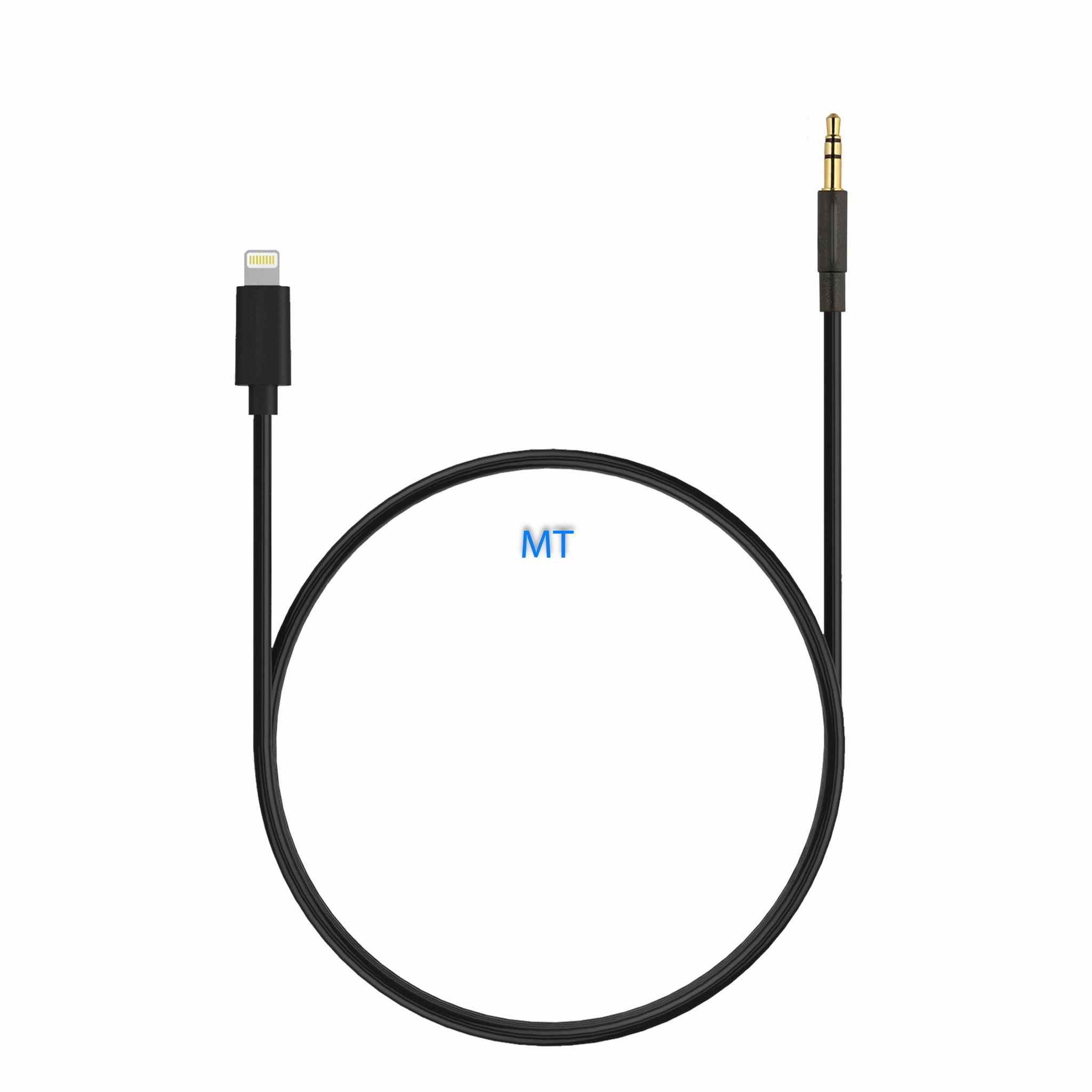 Aux Cable lightning 1m
