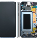LCD SAMSUNG GALAXY S10 White GH92-18850B