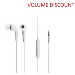 White Stereo Headset Samsung  EHS64AVFWE