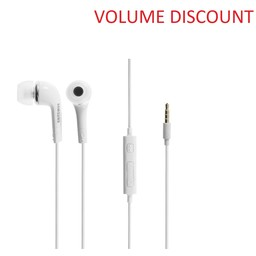 White Stereo Headset Samsung GH59-11720A
