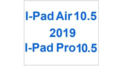 For I-Pad Air 10.5 2019 - I-Pad Pro 10.5