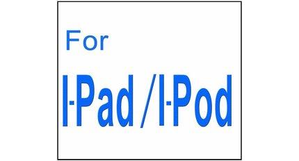 For I-Pad / I-Pod