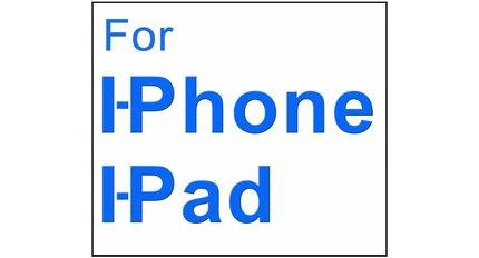 For I-Phone / I-Pad