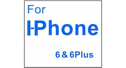 For I-Phone 6 & 6 Plus