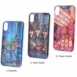 Silicone Print Case Galaxy J4 Plus