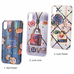 Silicone Print Case Galaxy J6 Plus