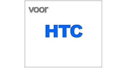 HTC Glas-Schirm-Schutz