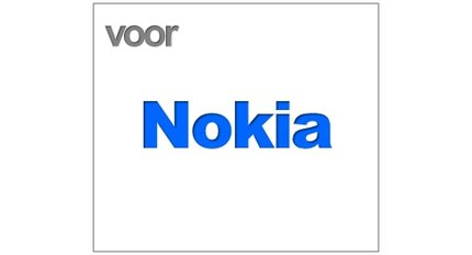 Nokia Glass Displayschutzfolie