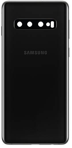 Samsung G973F Galaxy S10 Battery Cover/Deksel Black GH82-18378A