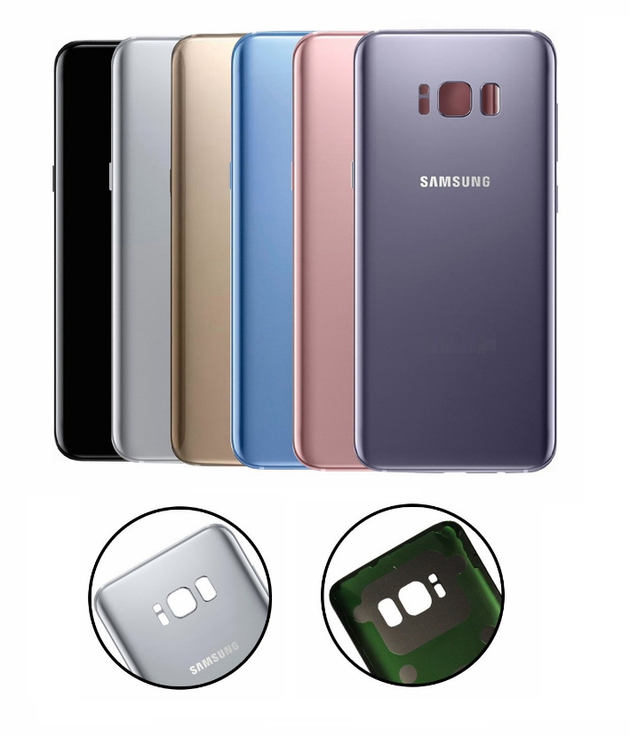 Samsung G970F Galaxy S10e Battery Cover/Deksel Black GH82-18452A