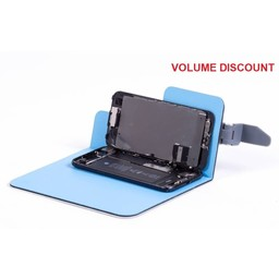 24. Wrepair Screen Support Stand With Adjustable arm iphone ipad Blue (CFT-60655)