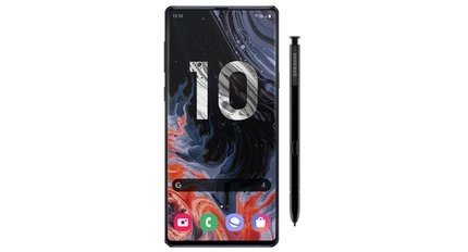 Galaxy Note 10 Serie