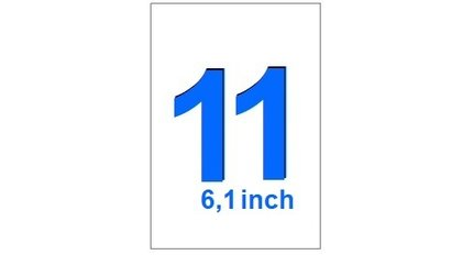 For I-Phone 11 6,1 inch