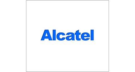 Alcatel-Glas-Schirm-Schutz
