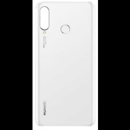 Huawei P30 lite BackCover Pearl White 02352RQB
