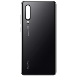 Huawei P30  BackCover Black 02352NMM /  02352NME