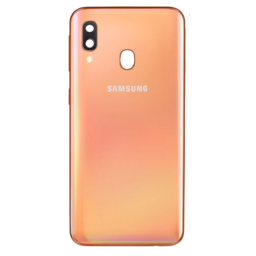 Samsung A405F Galaxy A40 Battery Cover/Deksel Coral GH82-19406D