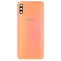 Samsung A505F Galaxy A50 Battery Cover/Deksel Coral GH82-19229D